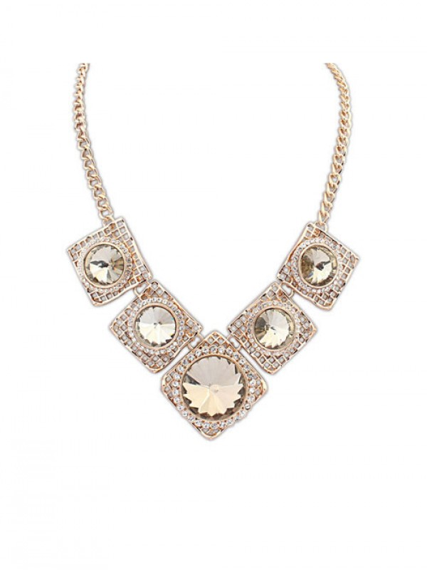 Latest Occident Street shooting Major suit Luxurious Retro Hot Sale Necklace