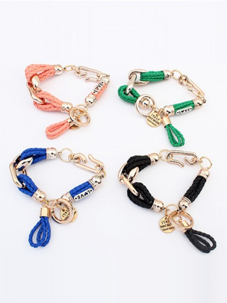 Latest Occident original Foreign trade Woven Hot Sale Bracelets