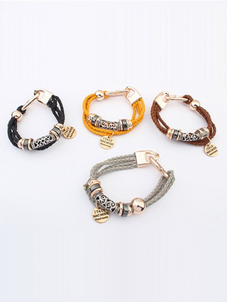 Latest Occident Retro Exotic Personality Hot Sale Bracelets