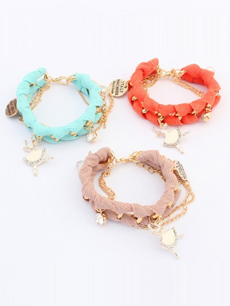 Latest Occident New Popular Simple temperament Hot Sale Bracelets