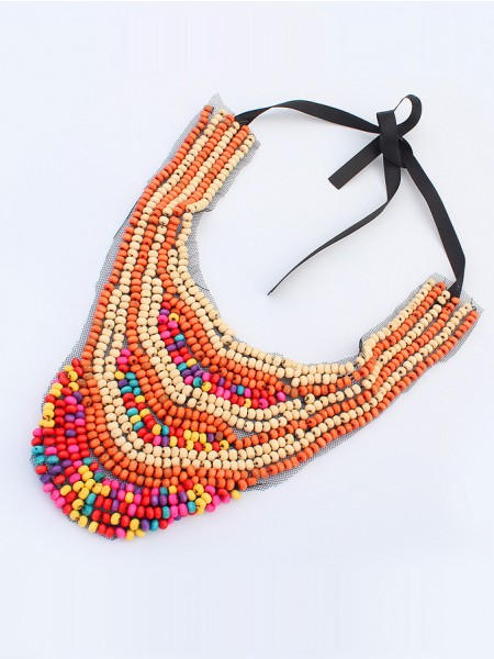 Latest Occident Exotic Personality Retro Hot Sale Necklace-4