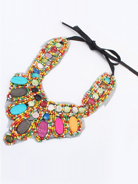 Latest Occident Exotic Personality Retro Hot Sale Necklace-11