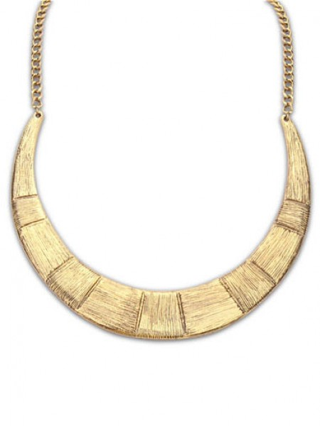 Latest Occident Major suit Semicircle alloy Hot Sale Necklace