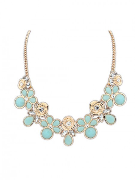 Latest Occident Stylish Sweet Fresh Hot Sale Necklace
