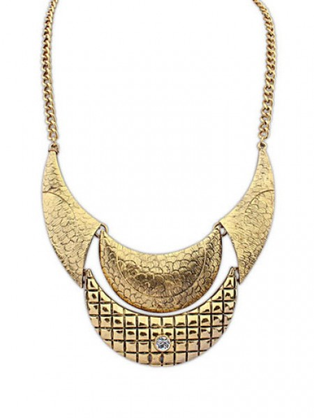 Latest Occident Exotic Hyperbolic Personality Hot Sale Necklace