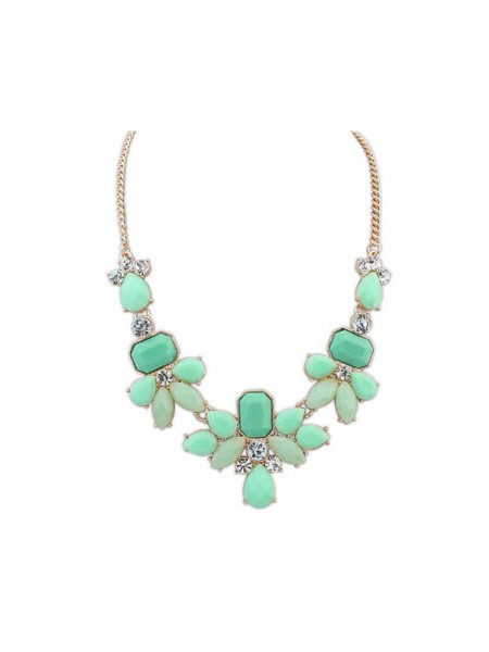Latest Occident Street Shooting Sweet Simple Fashionable Hot Sale Necklace