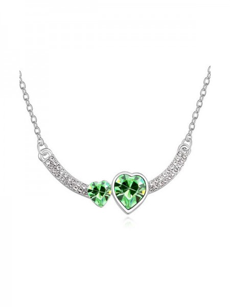 Latest Austria Crystal Hot Sale Necklace