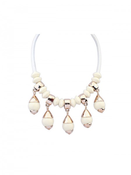 Latest Occident Major Suit Trendy Street Shooting Hot Sale Necklace