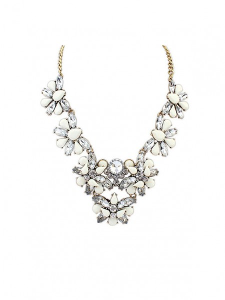 Latest Occident Fashionable Geometry All-match Popular Hot Sale Necklace