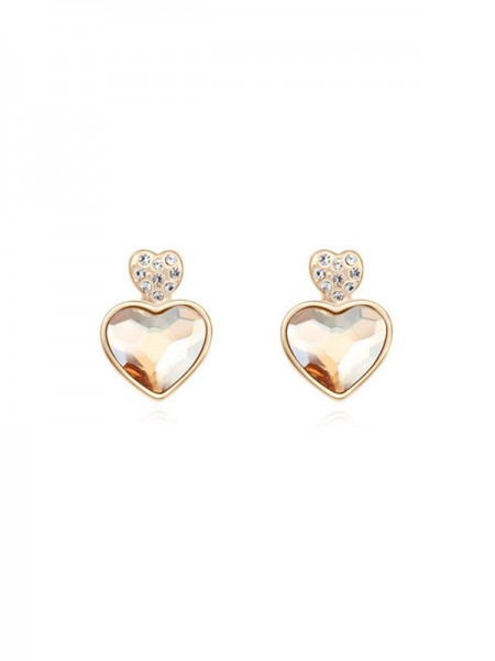 Latest Austria Crystal Stud Hot Sale Earrings