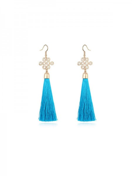 Latest Austria Crystal Hot Sale Earrings