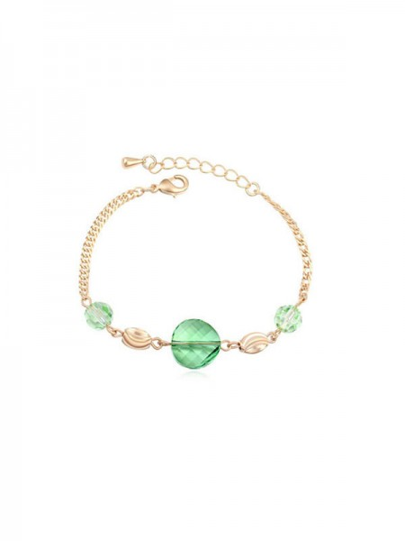 Latest Austria Crystal Hot Sale Bracelets
