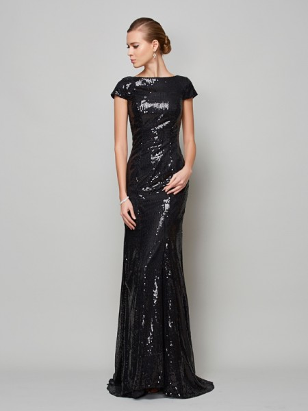A-Line High Neck Lace Lace Mother of the Bride Dresses