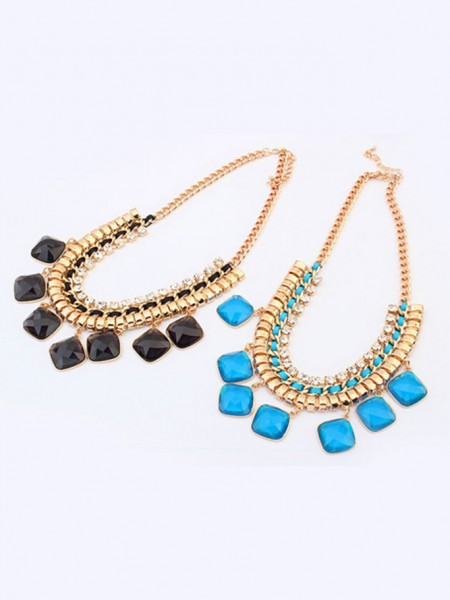 Latest Occident Trendy Fashionable New Sweet Hot Sale Necklace