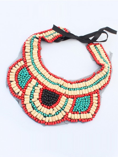 Latest Occident Exotic Personality Retro Hot Sale Necklace-8