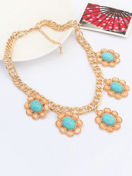 Latest Occident Exotic Retro Hot Sale Necklace