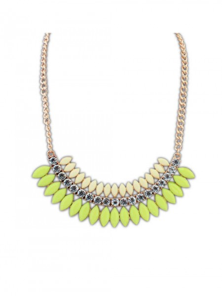 Latest Occident Stylish multi-layered Exquisite all-match Hot Sale Necklace