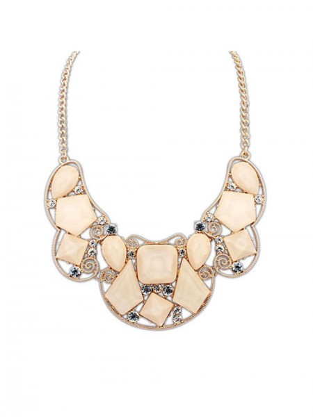 Latest Occident Exquisite Stylish Temperament Hot Sale Necklace