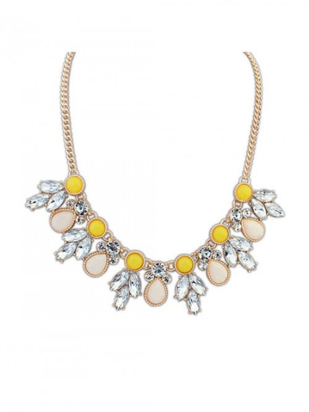 Latest Occident Fresh all-match Stylish Exquisite Hot Sale Necklace