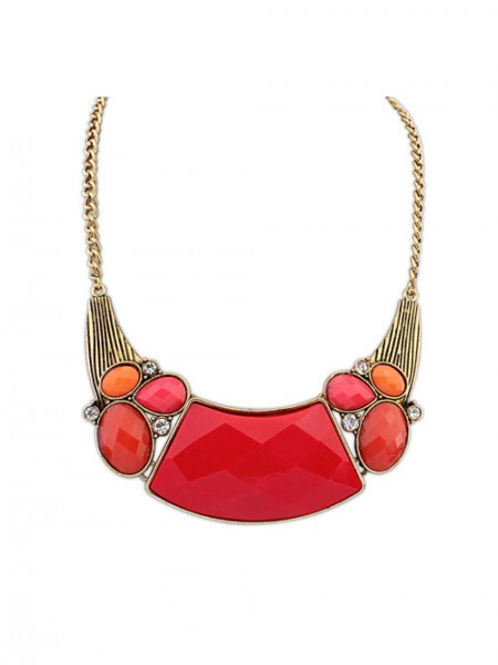 Latest Occident New Retro Exotic Style Hot Sale Necklace