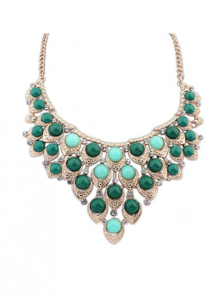 Latest Occident Bohemia Geometry Hot Sale Necklace
