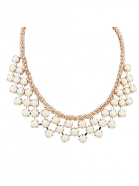 Latest Occident Stylish Grand Classic all-match Hot Sale Necklace