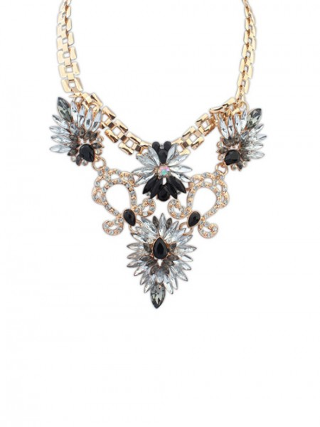 Latest Occident Stylish Elegant Bright all-match Hot Sale Necklace