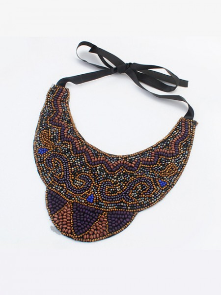 Latest Occident Exotic Personality Retro Hot Sale Necklace-12