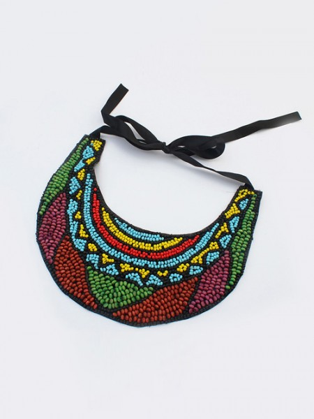 Latest Occident Exotic Personality Retro Hot Sale Necklace-14