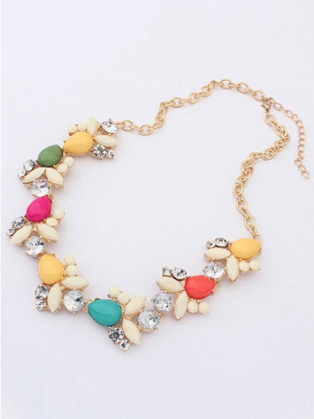 Latest Occident Fresh Style Sweet Hot Sale Necklace