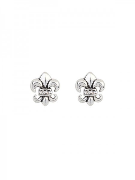 Latest Occident Hyperbolic Personality Knight Stud Hot Sale Earrings