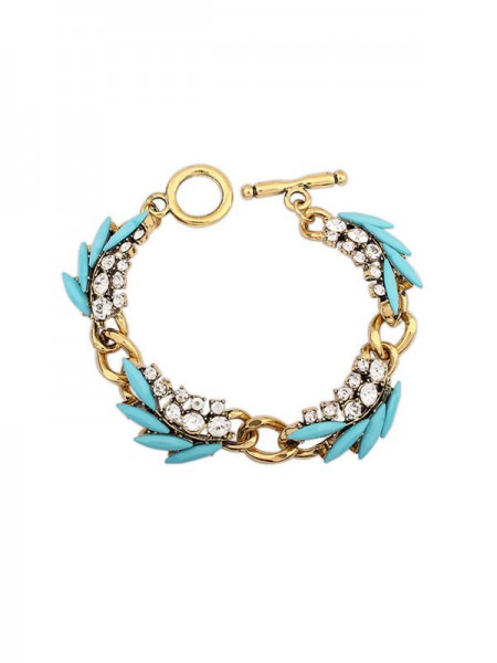 Latest Occident Retro Ethnic Geometry Hot Sale Bracelets