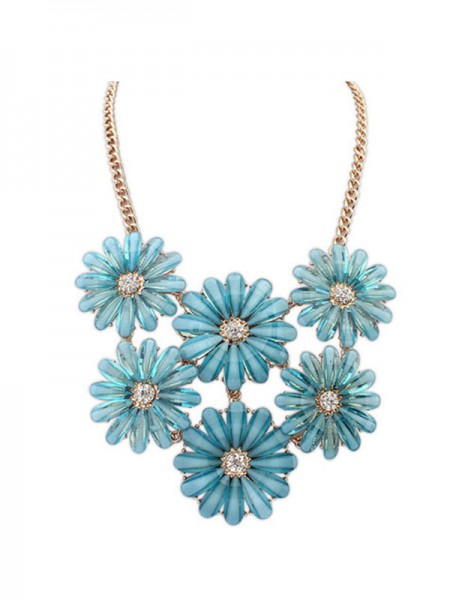 Latest Occident Summer Style Fresh Hot Sale Necklace