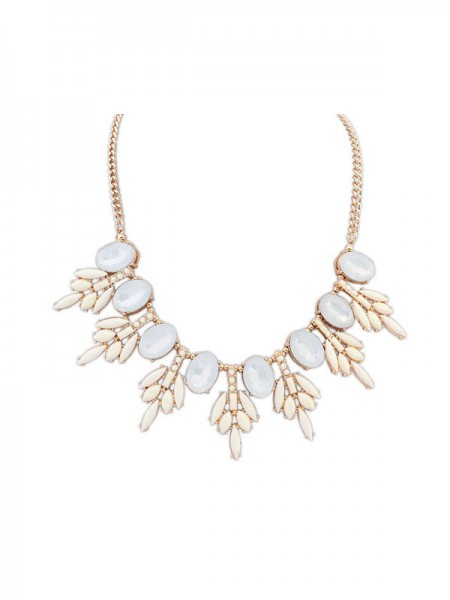 Latest Occident Sweet Fashionable Street Shooting Hot Sale Necklace