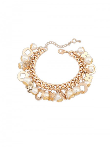 Latest Occident Pearls Boutique All-match Hot Sale Bracelets